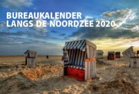 Bureaukalender Langs de Noordzee 2020