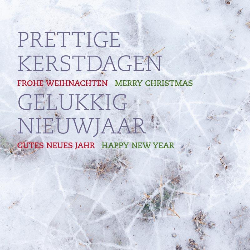 Zakelijke kerstkaart 2019 K05