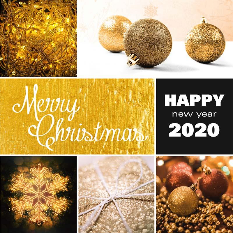 Zakelijke kerstkaart 2020 K12