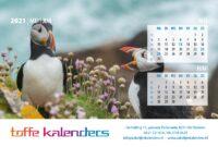 Bureaukalender Beestenboel 2021