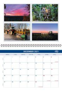 Kalender Harrysfarm 2021