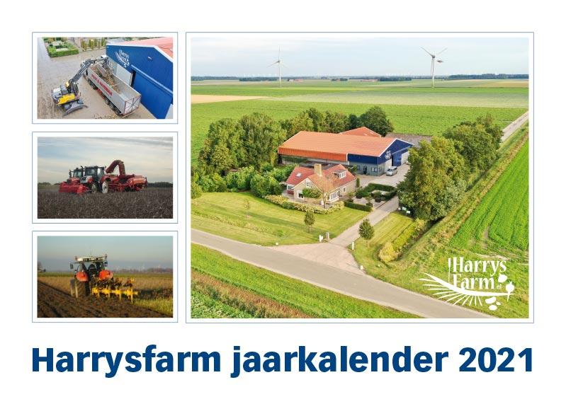 Harrysfarm Jaarkalender 2021