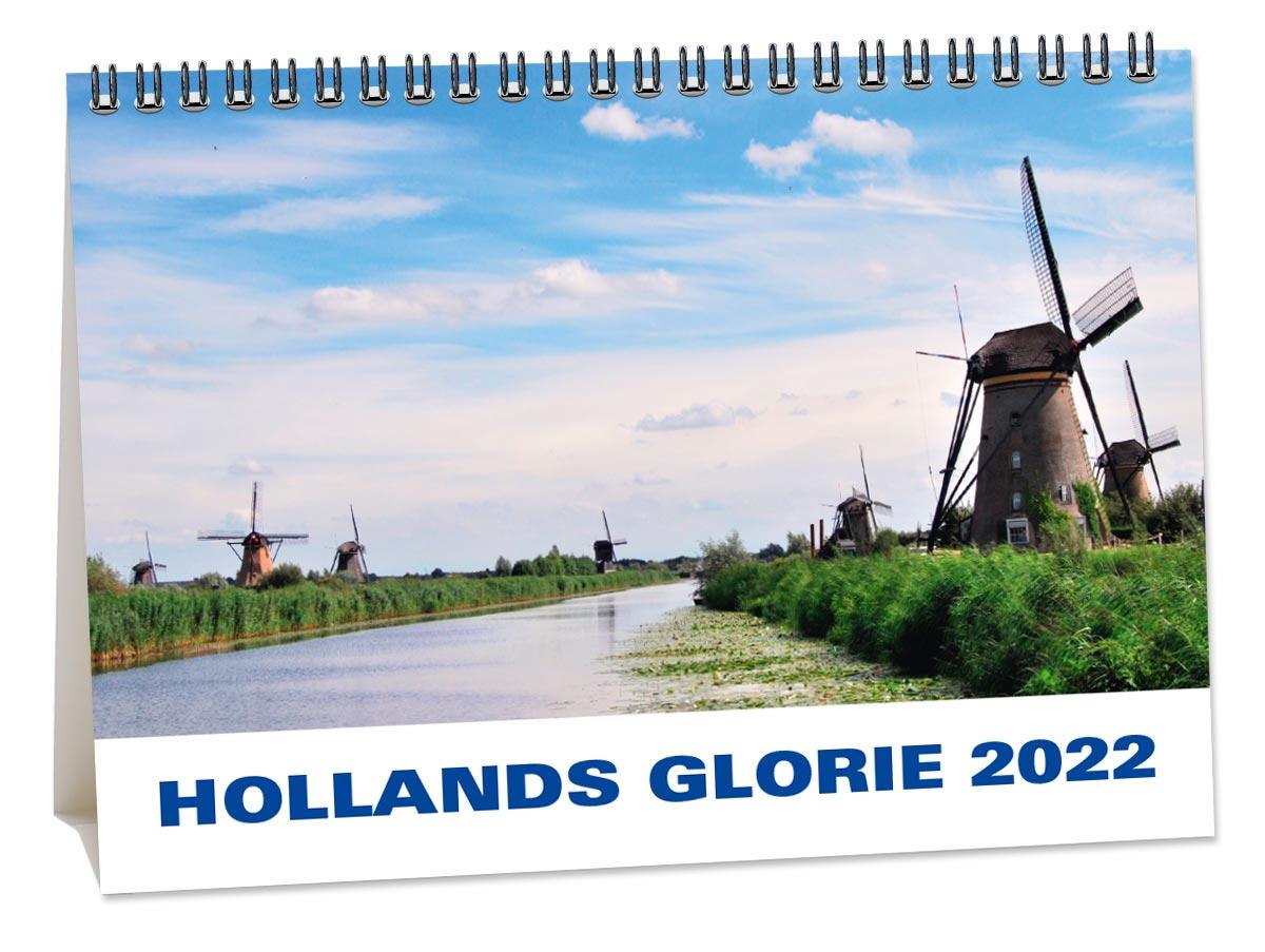 Bureaukalender Hollands Glorie
