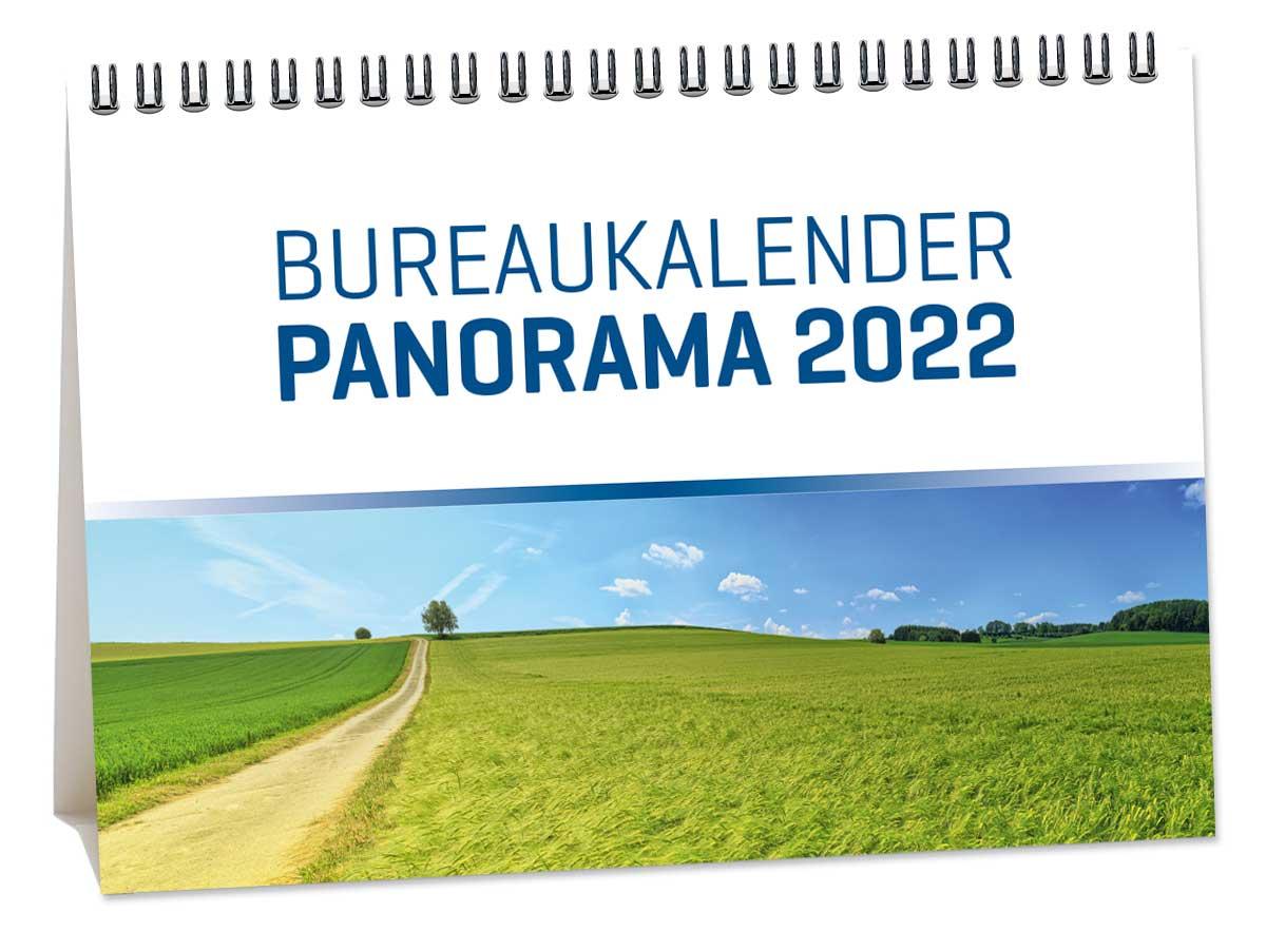 Bureaukalender Panorama