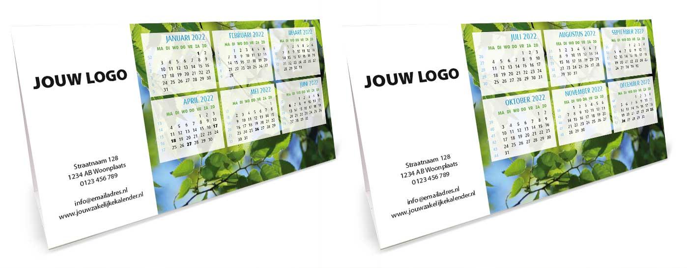 Een driehoek kalender   Bureaukalender   Driehoekkalender   Driehoekskalender   2022